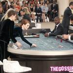 Celebrity al tavolo da gioco 150x150 Parata di stelle sulla passerella di Chanel