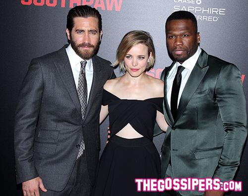 Cover5 Il cast di Southpaw   L'ultima sfida a New York