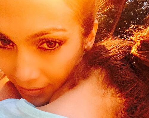 JLo Emme Jennifer Lopez negli Hamptons con Casper