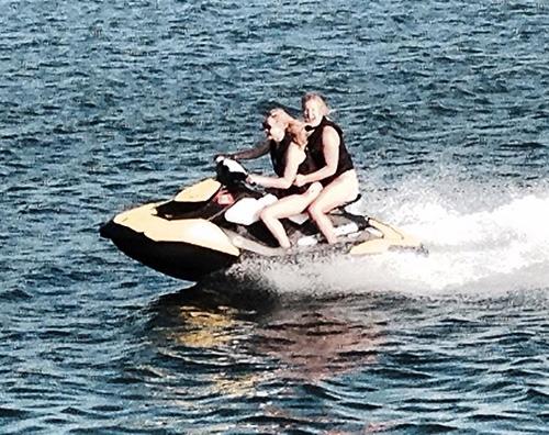 Jennifer Law 2 Jennifer Lawrence in vacanza con Amy Schumer