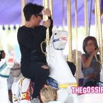 Kris Jenner e Mason  150x150 Compleanno a Disneyland (anche) per Penelope Disick