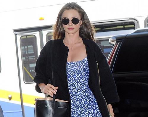 Miranda Kerr Miranda Kerr è hot su Harpers Bazaar