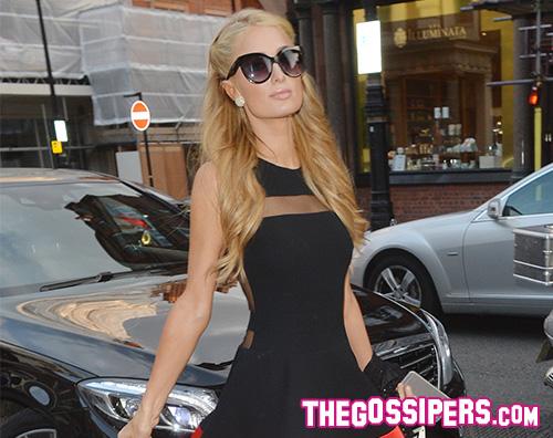 Paris Hilton.jpg 2 Paris Hilton difende lamica Britney Spears