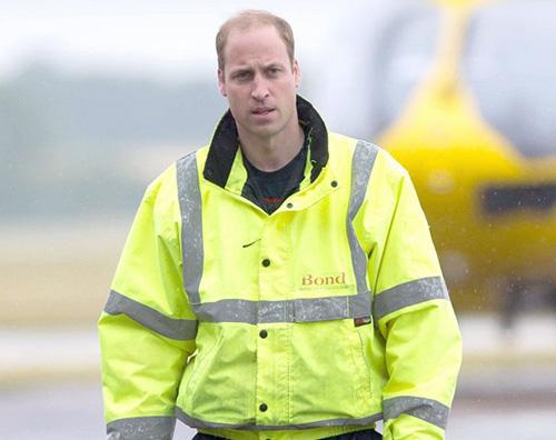 Principe William Principe William Charlotte è un dono del paradiso
