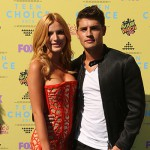 BellaThorneGreggSulkin 150x150 Teen Choice Awards 2015
