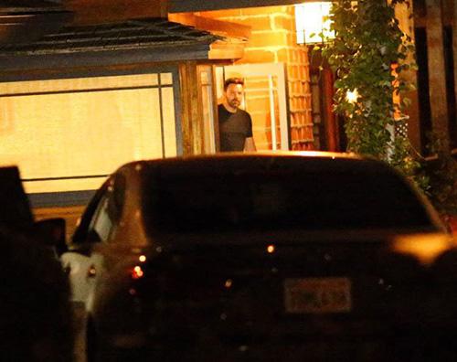 Ben Ben Affleck, incontro notturno con la tata dei suoi figli