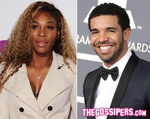 Drake Serena Williams Serena Williams e Drake, allarme nuova coppia?