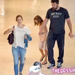 Family 2 150x150 Weekend in famiglia per Jennifer Garner e Ben Affleck