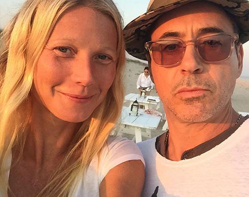 Gwyneth Paltrow Robert Downey Je Reunion per Gwyneth Paltrow e Robert Downey Jr