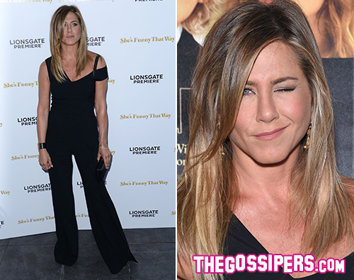 Jennifer Aniston 2 Jennifer Aniston, primo red carpet dopo le nozze