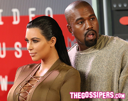 Kanye West e Kim Kardashian Kim Kardashian hot all'evento LACMA