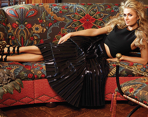 Paris 2 Paris Hilton su New You: Mai ricorsa al Botox