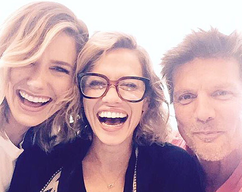 Reunion One Tree Hil Reunion per il cast di One Tree Hill