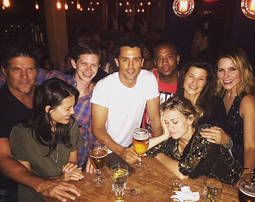 Reunion cast One Tree Hill Reunion per il cast di One Tree Hill