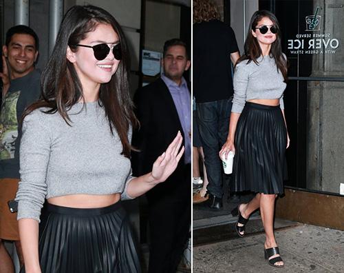 Selena Gomez1 Selena Gomez stilosa a New York