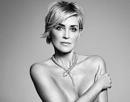 Sharon Stone Sharon Stone si spoglia a 57anni