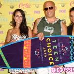 Vin Diesel Jordana Brewster e Michelle Rodriguez 150x150 Teen Choice Awards 2015