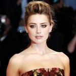 AmberHeard 150x150 Amber Heard e Johnny Depp presentano The Danish Girl