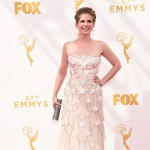 AnnaChlumsky 150x150 Emmy Awards 2015: gli arrivi sul red carpet