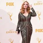ChristinaHendricks 150x150 Emmy Awards 2015: gli arrivi sul red carpet