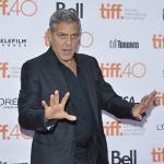 GeorgeClooney 150x150 Sandra Bullock arriva a Toronto con Clooney