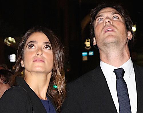 Ian Nikki Ian e Nikki, naso all insù per leclissi lunare