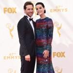 Jamie Alexander e Peter Facinelli 150x150 Emmy Awards 2015: gli arrivi sul red carpet
