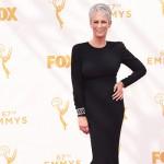 JamieLeeCurtis 150x150 Emmy Awards 2015: gli arrivi sul red carpet