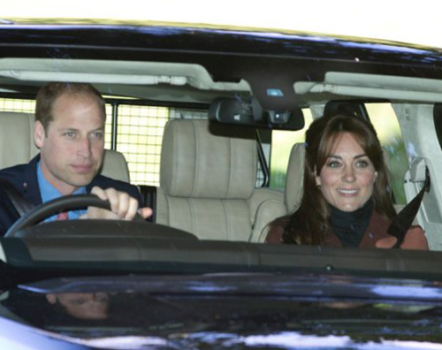 Kate Middleton e Principe William Kate Middleton cambia look