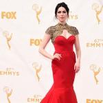 LauraPrepon 150x150 Emmy Awards 2015: gli arrivi sul red carpet