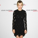MichelleWilliams 150x150 Michelle Williams a Londra per la mostra Vuitton