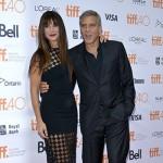 SandraBullockeGeorgeClooney 150x150 Sandra Bullock arriva a Toronto con Clooney