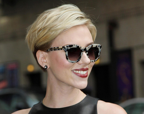 Scarlett Johansson 2 Scarlett Johansson La monogamia è innaturale