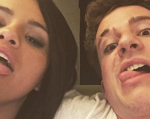 Selena Gomez3 Selena Gomez e Charlie Puth insieme su Instagram