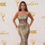 Sofia Vergara 150x150 Emmy Awards 2015: gli arrivi sul red carpet