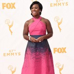UzoAduba 150x150 Emmy Awards 2015: gli arrivi sul red carpet