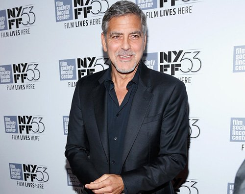 George Clooney1 George Clooney ritorna a difendere Meghan