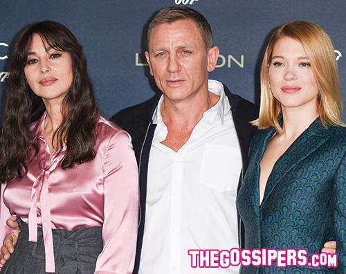 007 Spectre Daniel Craig presenta Spectre a Londra