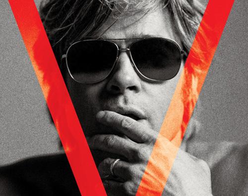Brad Pitt 3 Brad Pitt si racconta su V Magazine