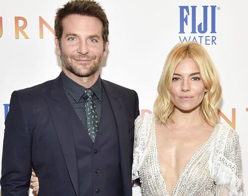 Bradley Cooper Sienna Miller Bradley Cooper e Sienna Miller presentano Burnt a NY