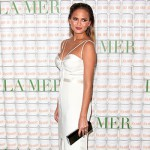 ChrissyTeigen 150x150 Gwyneth e Kate a Hollywood per il party La Mer