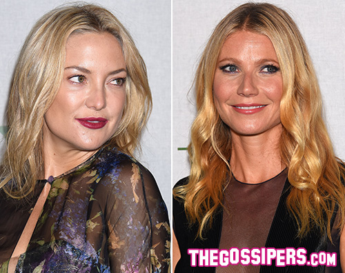 Cover1 Gwyneth e Kate a Hollywood per il party La Mer