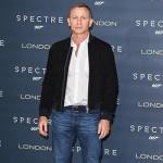 DanielCraig 150x150 Daniel Craig presenta Spectre a Londra