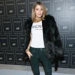 ElenaPerminova 150x150 Parata di stelle allo show Balmain per H&M