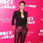EmmaHemingWillis 150x150 Parata di stelle per la premiere di Rock The Kasbah