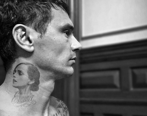 JamesFranco James Franco ha un nuovo tatuaggio?