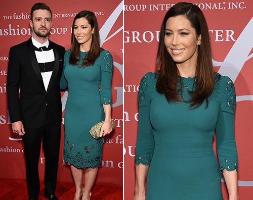 Jessica Biel e Justin Timberlake Jessica Biel e Justin Timberlake red carpet di coppia a NY