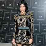 Kylie Jenner 150x150 Parata di stelle allo show Balmain per H&M
