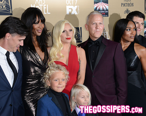 Lady Gaga 1 Lady Gaga e Taylor Kinney red carpet di coppia