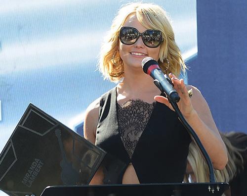 """Miranda Lambert Miranda Lambert dopo il divorzio """"Non mi sono mai sentita così ispirata"""""""